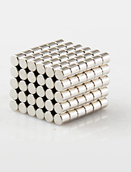 Magnet Toys Building Blocks Super Strong Rare-Earth Magnets 100 Pieces 2*2mm Toys Magnet Cylindrical Gift