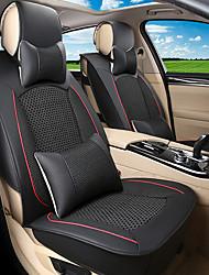 Недорогие -роскошный 3d автомобиль чехол для сиденья универсальный протектор припадки сиденье крышки с набором подушек