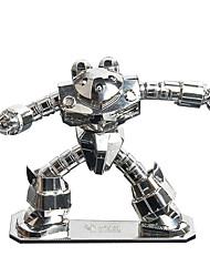 Puzzles 3D Puzzle Puzzles en Métal Robot Jouets Machine Robot 3D Articles d'ameublement Pièces