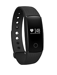 ZS107 Smart Bracelet ActivityTrackerLong Standby Pedometers Heart Rate Monitor Alarm Clock Distance Tracking Sleep Tracker Timer/Wristband Fitness