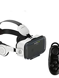 cheap -Xiaozhai BOBOVR Z4 Virtual Reality 3D Glasses Headset Google Cardboard with Headphone + Bluetooth controller