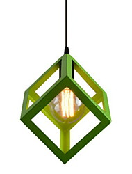 cheap -Rustic/Lodge Vintage Country Traditional/Classic Mini Style Pendant Light Ambient Light For Living Room Bedroom Kitchen Dining Room Study