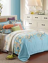 cheap -Cotton/polyester Duvet Cover Set 1pc Duvet Cover 1pc Bed Sheet Set 2pcs Pillowcase Bedding Set Twin 3pcs