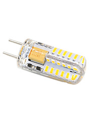 G6.35 LED à Double Broches T 3014 SMD 3014 350-380 lm Blanc Chaud Blanc Froid K Décorative AC 12 V