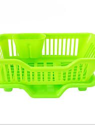 economico -1 Cucina Plastica Scaffali e porta-oggetti