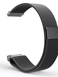 economico -cinturino classico cambio s2 morbido tessuto milanese sostituzione magnete cinturino per Samsung s2 marcia classico