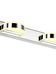 preiswerte -AC 85-265 8W integrierte LED Modern/Zeitgemäß Verzinkt Feature for LED,Ambientelicht Badbeleuchtung Wandleuchte