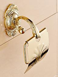 Toilet Paper Holder Contemporary Brass 6CM 12CM Toilet Paper Holder
