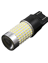 cheap -2X  T20 7440 Car LED Bulbs 3014 144SMD Auto Turn Signal/Brake/Tail Light 12-24V