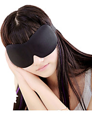 cheap -Travel Eye Mask / Sleep Mask 3D Travel Rest Seamless Breathability 1set for Traveling