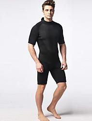 abordables -Hombre 2mm Traje de neopreno corto Compresión Táctel Neopreno Traje de buceo Trajes de buceo - Buceo Surfing