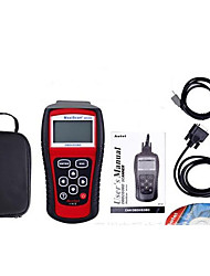 MS509 Autel Maxiscan Vehicle Detector Driving Computer OBD II OBD2 Fault Diagnosis Instrument