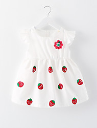 Baby Daily Floral Dress