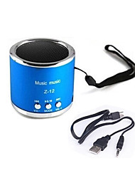 cheap -Card Speakers Portable Subwoofer Mini Stereo U Disk Mp3 App Memory Card On The Radio