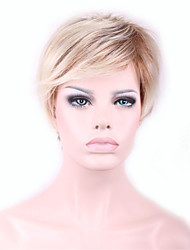 cheap -Ombre Short Perucas Pelucas Wig Sex Products Synthetic Hair Wigs Perruque Hair Styles