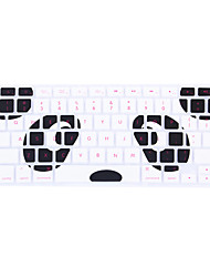 Panda Pattern Silicone Keyboard Cover Skin for Macbook Air 13.3/Macbook Pro 13.3 15.4,US version