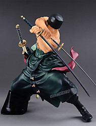 cheap -Anime Action Figures Inspired by One Piece Cosplay PVC(PolyVinyl Chloride) CM Model Toys Doll Toy