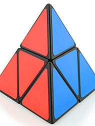 preiswerte -Zauberwürfel Pyramid 2*2*2 Glatte Geschwindigkeits-Würfel Magische Würfel Puzzle-Würfel Profi Level Geschwindigkeit Dreieck Turm