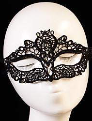 Black / White Lace Mask for Party