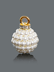 cheap -Women's Charms / Pendant - Pearl, Imitation Diamond Fashion Pendant Ivory For Daily
