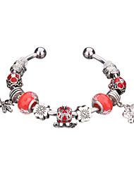 cheap -Charm Bracelet For Christmas Gift