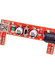 baratos -módulo de alimentação 3.3v / 5v abastecimento de placa de pão MB102