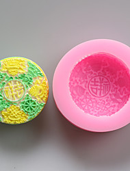 cheap -Chinese Luck Chocolate Silicone Molds,Cake Molds,Soap Molds,Decoration Tools Bakeware