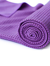 cheap -Yoga Towel Odor Free, Eco-friendly, Non-Slip Microfiber 180.0*60.0*0.5 cm For Yoga / Pilates / Bikram Purple, Green, Blue With