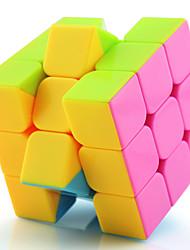billige -Rubiks terning YONG JUN 3*3*3 Let Glidende Speedcube Magiske terninger Puslespil Terning Professionelt niveau Hastighed Konkurrence Gave
