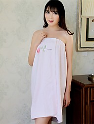 Fresh Style Bath Robe,Jacquard Superior Quality 100% Cotton Towel
