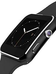 abordables -Hommes Femme Smart Watch Numérique Ecran Tactile Télécommande Calendrier penggera Podomètre Tracker de Fitness Chronomètre Caoutchouc