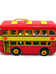 cheap -the bus Wind-up Toy Leisure HobbyMetal Red For Kids