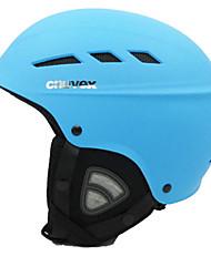 Casco Unisex Ultra leggero (UL) Sportivo Casco protettivo da sport Casco neve CE EN 1077 Sport da neve Sci