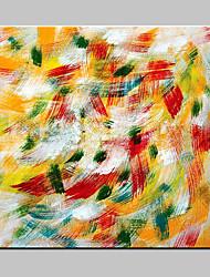 Недорогие -ручная роспись абстрактная живопись маслом на холсте современное искусство стены для домашнего декора с растянутой рамкой, готовой повесить