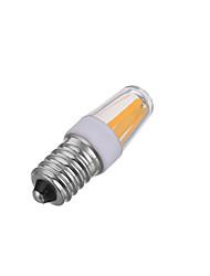 preiswerte -E14 LED Glühlampen T 4 Leds COB Abblendbar Dekorativ Warmes Weiß Kühles Weiß 200-300lm 3000/6000K AC 220-240V