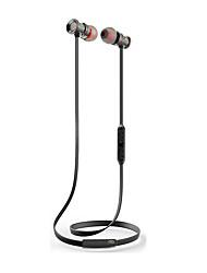 Neutre produit GL08 Ecouteurs Intra-AuriculairesForTéléphone portableWithAvec Microphone Règlage de volume Des sports Bluetooth