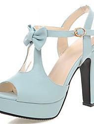Women's Sandals Spring / Summer / Fall Peep Toe / Platform / Sandals Party & Evening / Dress / Casual Chunky