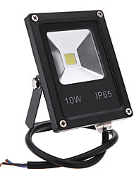 cheap -1pc 10W LED Floodlight Waterproof / Decorative Warm White / Cold White 85-265V Outdoor Lighting / Courtyard / Garden