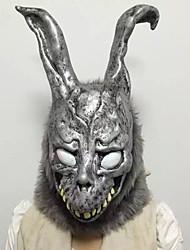 Maschere di Halloween Maschera animale Corna da diavolo Fantasma Tema Horror 1