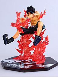 economico -un pezzo versione di combattimento a zero fuoco incrociato di giocattolo asso anime action figures modello