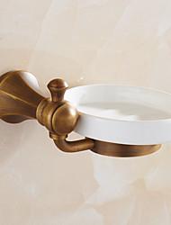 abordables -Jaboneras y Soportes Clásico Latón 1 pieza - Baño del hotel