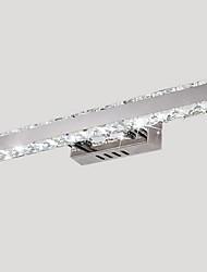 Iluminação de Banheiro-Metal-Cristal / LED-Moderno/Contemporâneo