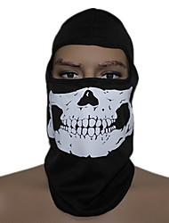 검은 색 기타 자료 보호 액세서리 오토바이 얼굴 보호 마스크