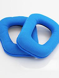 cheap -Foam ear pad cushion for Logitech G35 G930 G430 Blue