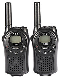 cheap -T-668 PMR Walkie Talkie for Kids Mini Pocket Handheld PMR Transceiver 5KM Range 8Channels Good Play Toys(1Pair)