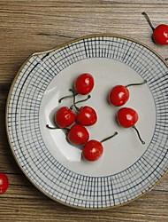 economico -Ceramica Piatti piani stoviglie - Alta qualità