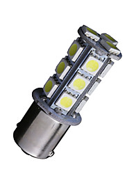 cheap -2 X White 1156 BA15S 18-SMD 5050 LED Light bulbs Turn Signal Backup Reverse