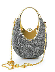 Women Bags Spring Summer Fall Winter All Seasons Acrylic Evening Bag Sequin Imitation Pearl for Wedding Event/Party Casual Formal Office