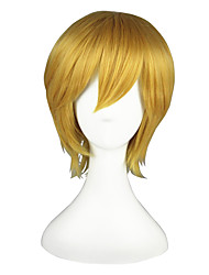 cheap -Cosplay Wigs Kuroko no Basket Kise Ryota Anime Cosplay Wigs 35 CM Heat Resistant Fiber Men's Women's