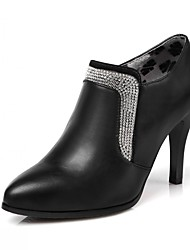 Women's Heels Spring / Summer / Winter Heels Microfibre /tegory  Materials OccaSeasonPerformance Upper